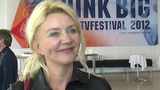 Pernille Aalund, TV Festival 2012